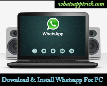 Whatsapp for Personal Computer
