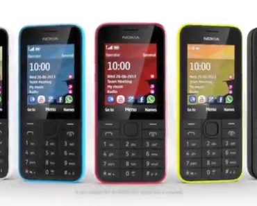 Nokia 208 Mobile Phone